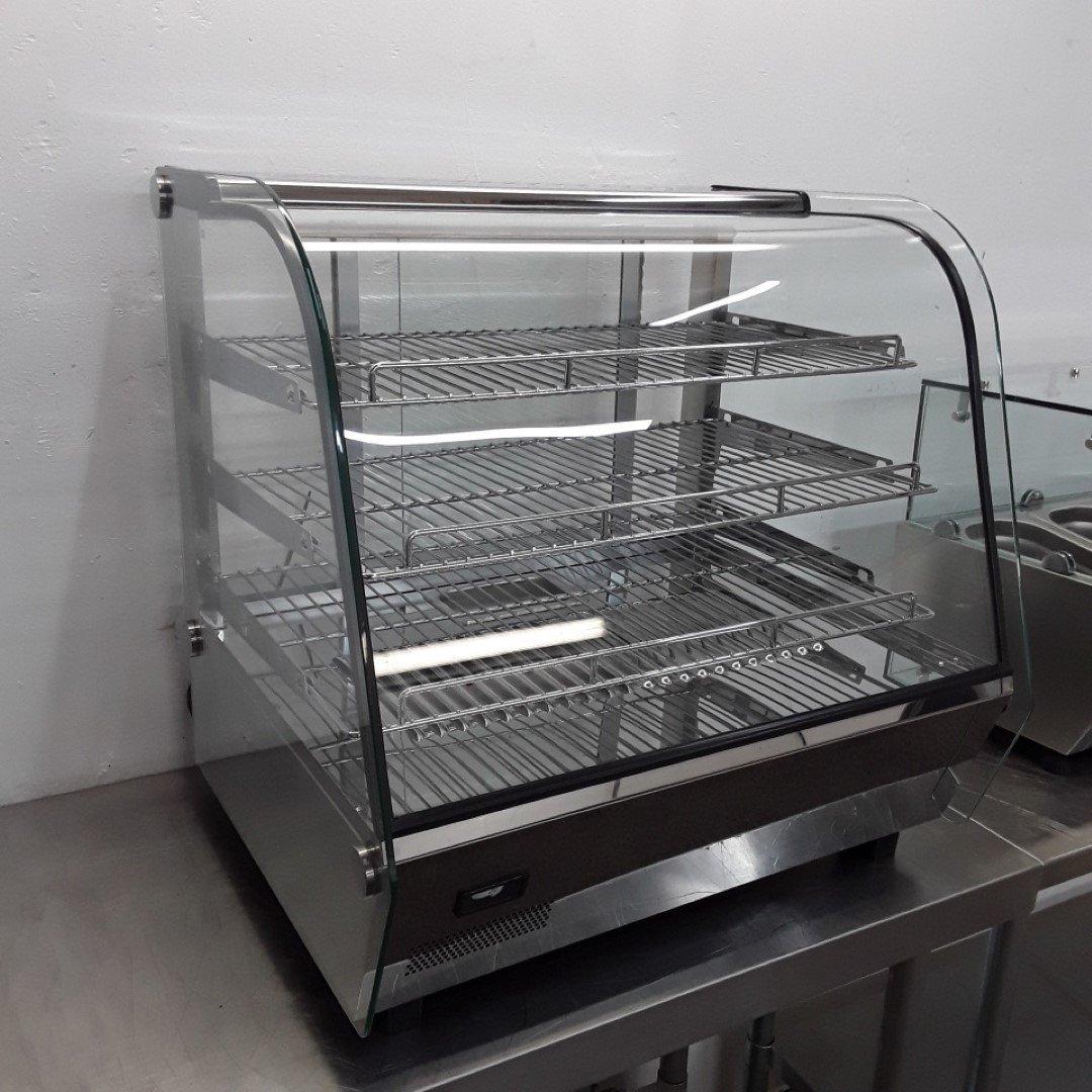 Used   Heated Display Pie Warmer For Sale