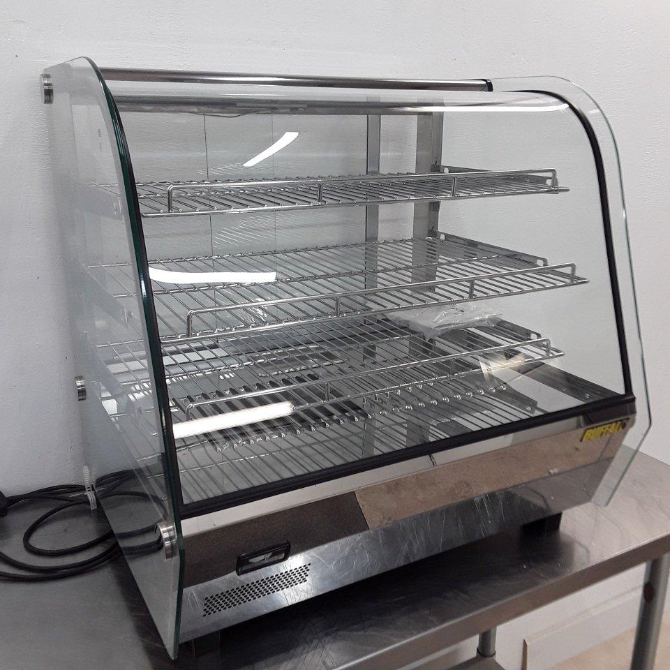 New B Grade Buffalo CD231 Heated Display Pie Warmer For Sale
