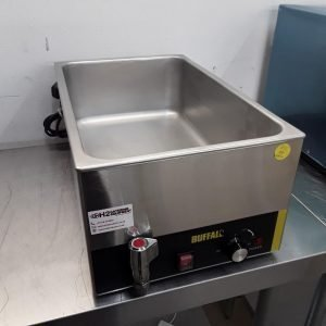 Used Buffalo SO47 Bain Marie Wet Tap For Sale