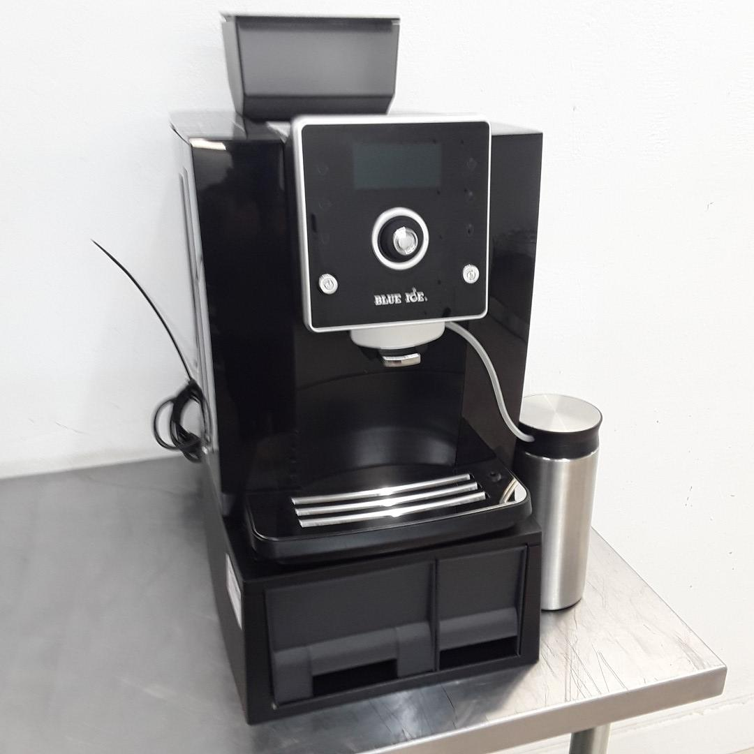 Ex Demo Blue Ice CM631 Coffee Machine For Sale