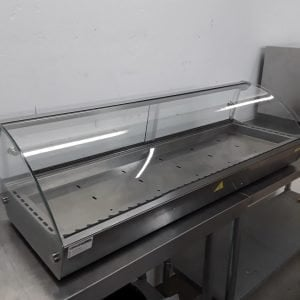 Used Buffalo CW148 Heated Display Conversion Top For Sale