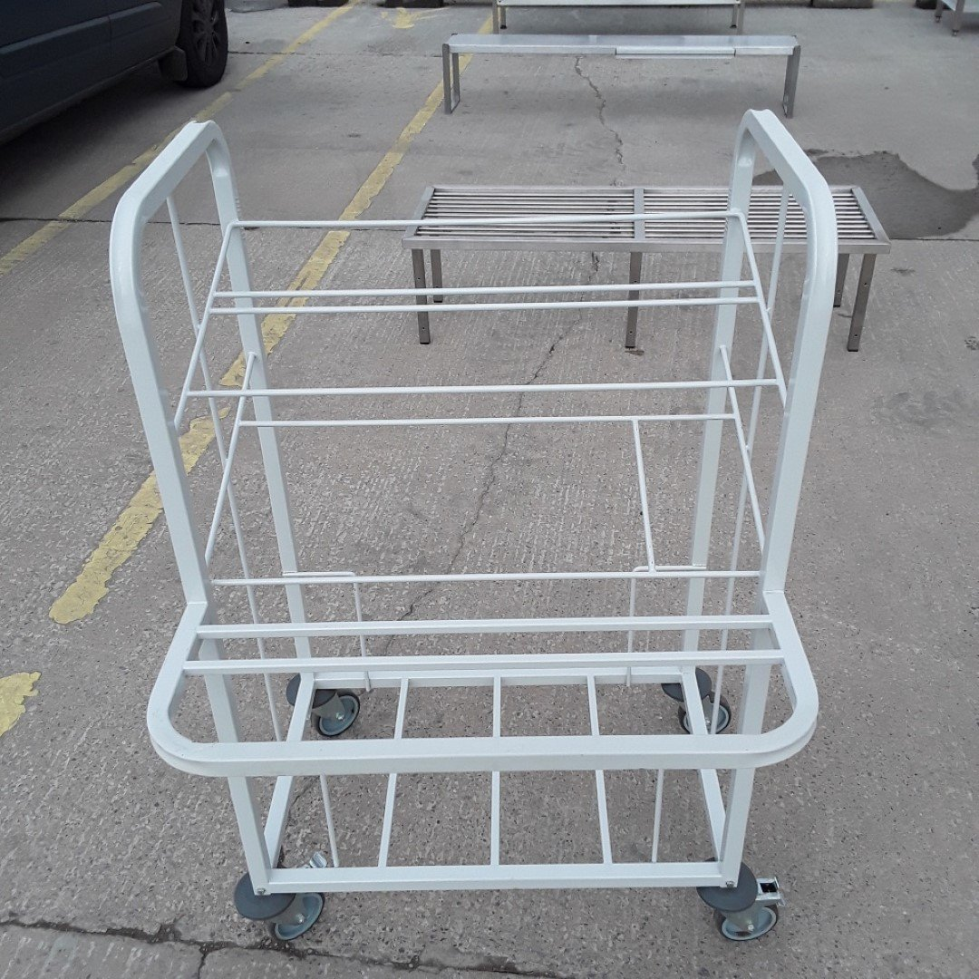 Used   Clearing Trolley For Sale