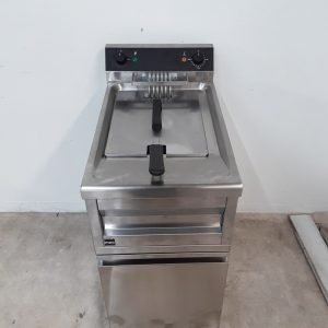 New B Grade MEC FT12FS Single Freestanding Fryer For Sale