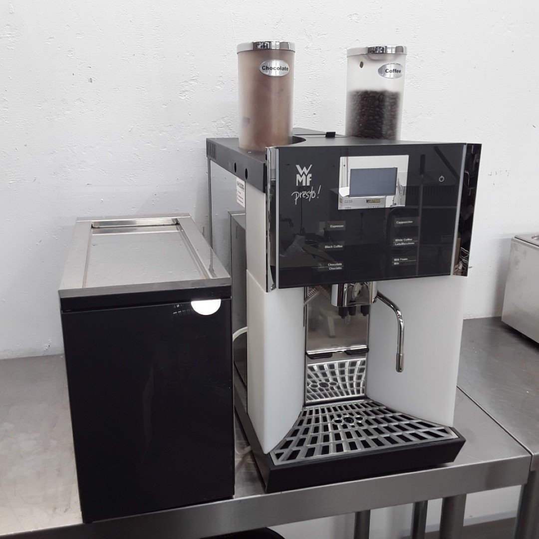 Used MWF Presto Bean to Cup Coffee Machine For Sale
