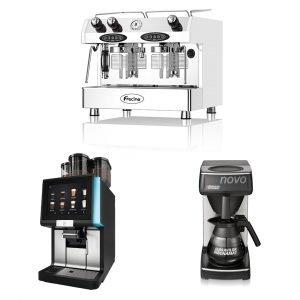 Coffee Machine & Grinders