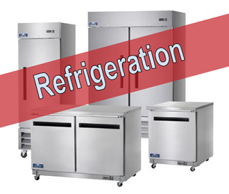 Fridges, Freezers & Ice Makers