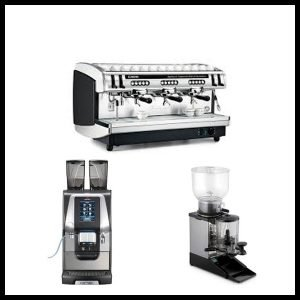 Coffee Machine & Grinders