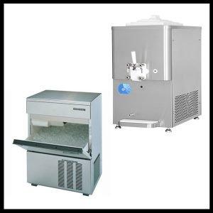 Ice Makers & Ice Cream Machines
