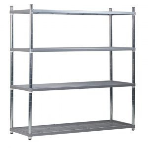 Plastic Coated Wire Racking